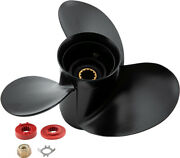 Propeller 10.5 X 13 Prop For Mercury 45hp 1986-1989 48-816704a45 10-1/2x13 Pitch
