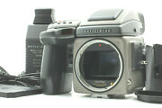 [near Mint] Hasselblad H2 Body W/ Hv90x Battery Grip X 2 + Charger From Japan