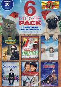 Christmas - 6 Movie Pack - Christmas Collector's Set Volume Six Dvd, 2013 New