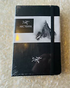 Arcteryx Leaf And Moleskine The Limited Edition Notebook
