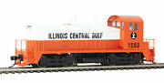 10658 Walthers Emd Sw7 - Standard Dc Illinois Central Gulf 1203