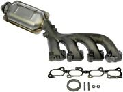 Catalytic Converter With Integrated Exhaust Manifold Left Fits 05-06 Sts 4.6l-v8