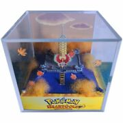 Pokemon Ho-oh Vs Ethan Heart Gold Box Collectible Action Figure Model Statue