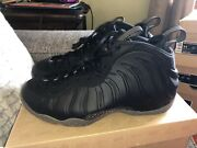 Ds Nike Air Foamposite One Og 2012 Stealth Mens Shoes Size 11