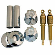 Lincoln Products 111853 Tub And Shower Rebuild Kit For Gerber 2-handle Faucets