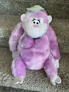 """Vintage 18"""" The Great Grape Ape Plush Toy By Presents Hanna Barbera 1985"""