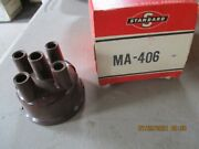 Nos New Standard Distributor Cap Foreign Car Truck Parts Vintage Ma406 1