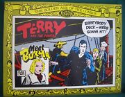 Terry And The Pirates Meet Burma 1935 Comics By Milton Caniff Comic Book