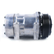A/c Compressor And Clutch Fit Peterbilt And Kenworth Trucks Replaces 4039 4424 4731