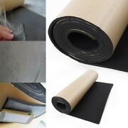 1pc 20050cm Cars Sound Proofing Deadening Insulation Self Adhesive Cell Foam
