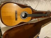 Ovation Country Artist 1624-4 Classical Electric Guitar Made In Usa 1976