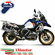 Exhaust Termignoni Bmw R 1250 Gs 2019 19 Motorcycle Muffler Titanium Approved