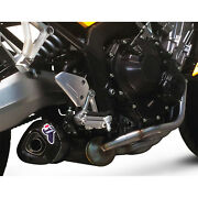 Honda Cb 650 2015 15 Full Exhaust System Termignoni Motorcycle Relevance Carbon