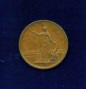 Australia - Sydney, New South Wales, Ndcirca.1860 Penny Token Iredale And Co.