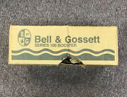 Bell And Gossett Series 100ib 106189 3-piece Oil-lubricated Booster Pump