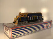 Atlas N Scale New England Necr Gp38 Locomotive 9528 With Dcc Equipped