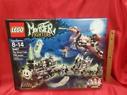 Lego Monster Fighters - 9467 The Ghost Train- New Sealed And Retired