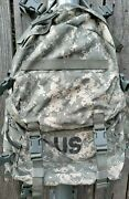 Us Army Military Issue Digital Acu Assault 3 Days Molle Back Pack