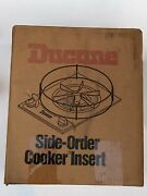 Ducane Side Order Cooker Insert For Gas Grills B87a 20105902 New