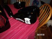 Harley 1984 Thur 1999 Soft Tail Fat Boy Fender And Tanks Set