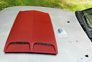 69 70 Mustang Hood Scoop All Original Ford Very Nice And Complete Mach 1