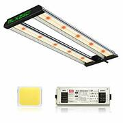 Led Grow Light 2x4ft With Samsung Diodes Meanwell Driver Uv Ir Dimmable Full ...