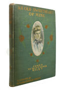 James Whitcomb Riley Howard Chandler Christy An Old Sweetheart Of Mine 1st Edit