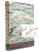 Robert Ruark Grenadineand039s Spawn Signed 1st 1st Edition 1st Printing