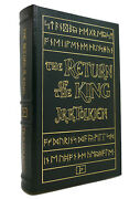 J. R. R. Tolkien The Return Of The King Easton Press 1st Edition 1st Printing