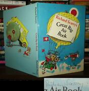 Richard Scarry Richard Scarryand039s Great Big Air Book Signed 1st 1st Edition 1st Pr