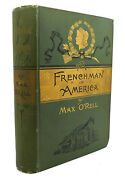 Max O'rell E. W. Kemble A Frenchman In America Recollections Of Men And Things