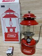 Coleman 200a Led Lantern 1/2 Size Limited Model Edition New From Japan