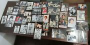 Huge Box Lot Of 80 Wire Press Photo Images And Pictures, Boxing , Mexican Boxers