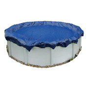 Pool Cover 21ft Round Tear-proof Above Ground Uv Protected Retards Algae Growth