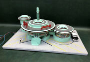Mth Electric Trains Rail King O Scale 30-9105 Mels Operating Drive-in Diner 1/43