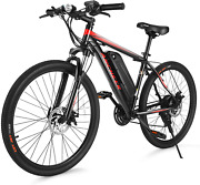 Ancheer Electric Bike Electric Mountain Bike 350w Ebike 26and039and039 Electric Bicycle 2