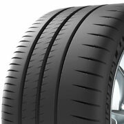 4-new 245/35zr20/xl Michelin Pilot Sport Cup 2 95y 245 35 20 Competition Tires