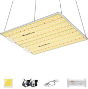 Bloom Plus Led Grow Light Bp4000 400w 5x5ft Coverage Full Spectrum Use With Sams
