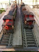 Jim Beam Decanter Train Set, Your Choice Or Buy Both 10 Cars, Track, L@@k