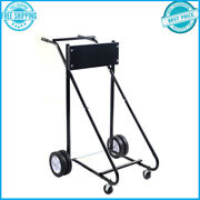 315 Lbs. Multi Purposed Outboard Heavy Duty Boat Motor Stand Carrier Cart Dolly