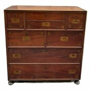 Naval Writing Desk The Great Easter Liverpool 1811. British Antique