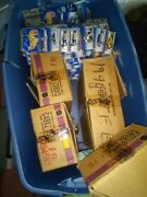 Hot Wheels Lot. Vintage Over 250 In Original Pkg.1996 To 02. Also 4 Org Boxes