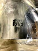 Yamaha Salt Water Series Propeller 15-1/2 X 21xl Reconditioned Like New