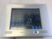 Crestron Tpmc-8l 8 Lcd Touch Screen Color Control Panel Wallmount Media Center