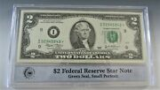 2003 2 Federal Reserve Star Note Minnesota I In Pcs Stamps And Coins Holder