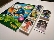 Road To Brazil 2014 Panini Full Set Of Stickers And Empty Album From Photo