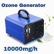 Ozone Generator Air Purifier Machine 10000mg/h Mold Control Portable Home Indoor
