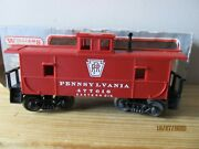 Williams Prr Pennsylvania 477618 Eastern Div Caboose With The Box 0/27 Gauge