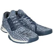 Aaron Judge Yankees Signed Player-issued Blue Harden Shoes - 2018 Season And Insc