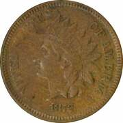 1872 Indian Cent Au Uncertified 1229